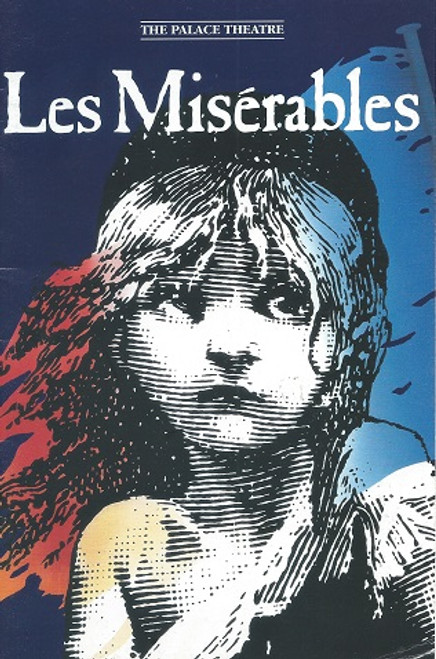 Les Miserables (Musical) 1999 John Owen-jones, Hal Fowler, Andrew Williamson, Gunilla Backman 1999 Season at the Palace Theatre London.