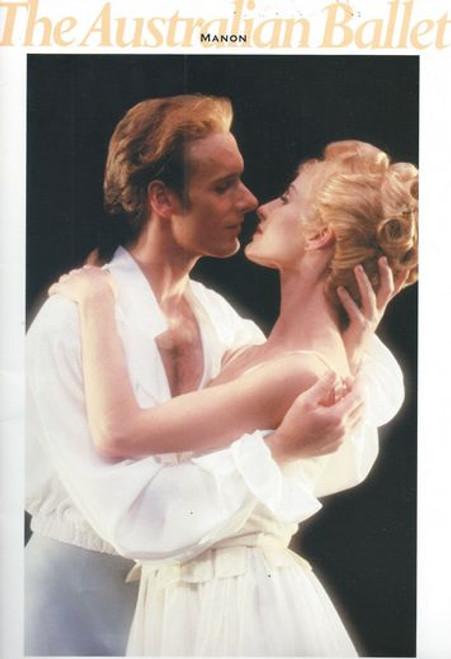 Manon a Ballet in Three Acts The Australian Ballet State Theatre Melbourne Australia 1994