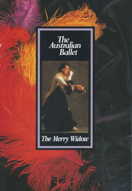 The Merry Widow The Australia Ballet  Sate Theatre Melbourne Australia 1993 Choreography by Ronald Hynd