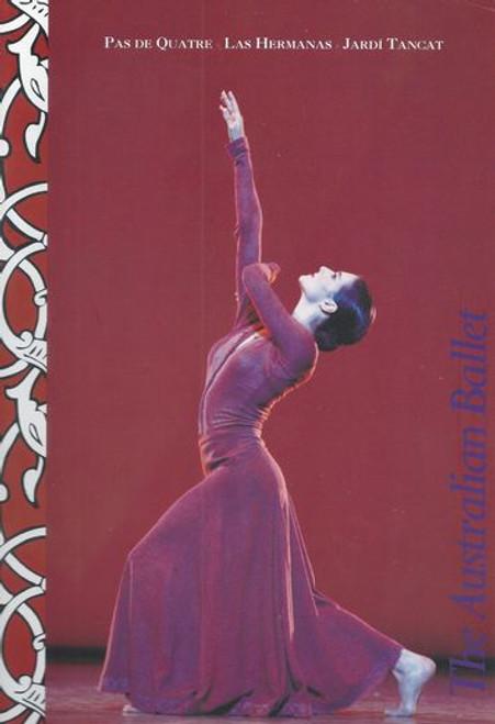 Pas De Quatre - Squeaky Door - Tchaikovsky Pas De Deux Las Hemanas - Jardi Tancat The Australian Ballet 1995 State Theatre Melbourne Australia