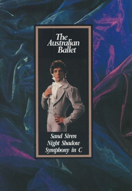 Sand Siren / Night Shadow / Symphony in C The Australian Ballet 1993 State Theatre Melbourne