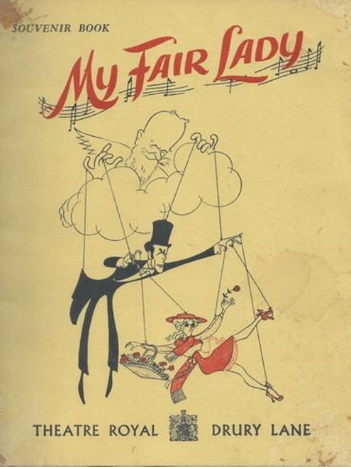 My Fair Lady (Musical) Stapley/Lee 1961 West End Production UK