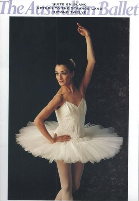 Suite En Blance / Return to the Strange Land / Beyond Twelve Australian Ballet State Theatre - Melbourne 1994 Choreography - Serge Lifar, Jiri Kylian, Graeme Murphy