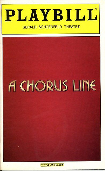 A Chorus Line  is a musical about Broadway dancers auditioning for spots on a chorus line. The book was authored by James Kirkwood, Jr. and Nicholas Dante, lyrics were written by Edward Kleban