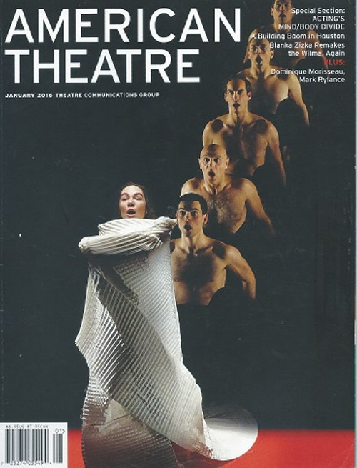 American Theatre Magazine Jan 2016 Theatre Communications Group