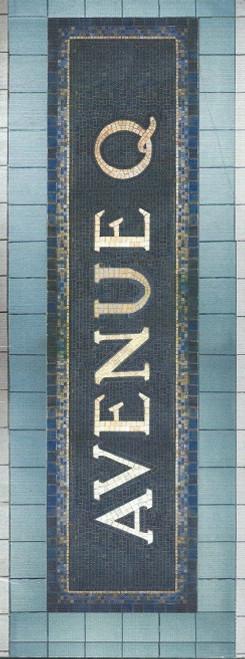 Avenue Q (2003) Off Broadway - Vineyard Theatre Jennifer Barnhart, Jordan Gelber, John Tartaglia
