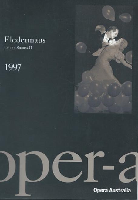 Fledermaus Opera by Johann Strauss 1997 Australian Opera - State Theatre Melbourne