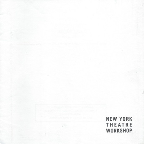 Resident Alien 2001 New York Theatre Workshop Starring Bette Bourne, Nancy Robinette