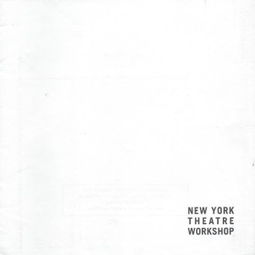 Resident Alien 2001 New York Theatre Workshop Starring Bette Bourne, Nancy Robinette