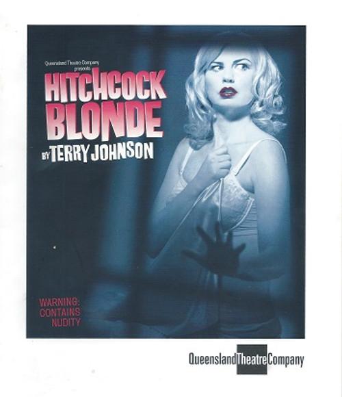 Hitchcock Blonde (Play) Melinda Butel, Damien Cassidy, Sarah Kennedy, Joss McWilliam, Daniel Murphy