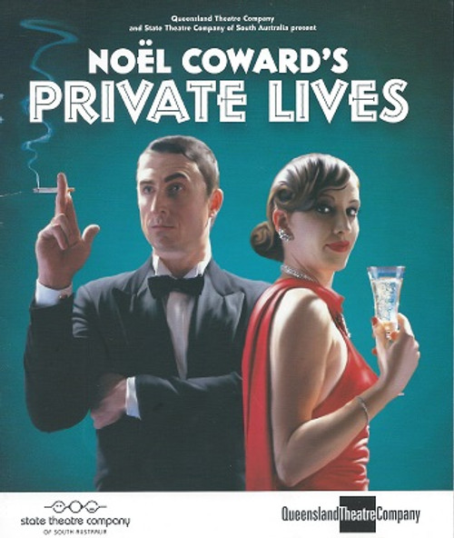 Private Lives (Play) Helen Christinson, James Evans, Annie Maynard, Jean-Marc Russ