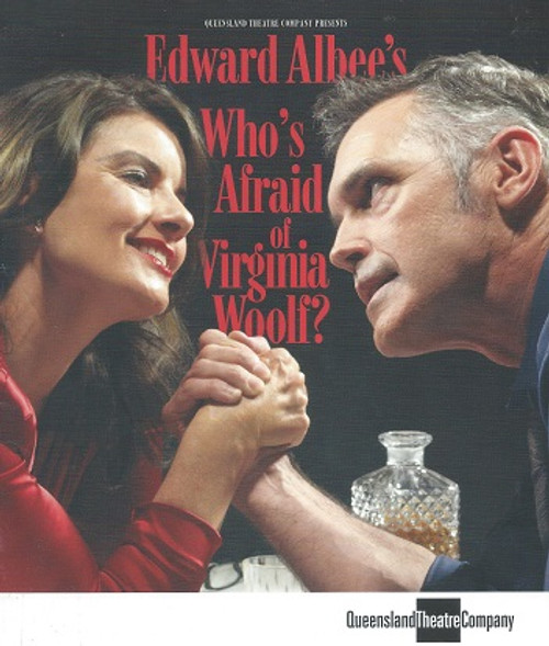 Who's Afraid of Virginia Woolf ? (Play) Kerith Atkinson, Scott Johnson, Andrew McFarlane, Andrea Moor