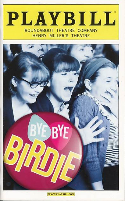 Bye Bye Birdie is a stage musical with a book by Michael Stewart, lyrics by Lee Adams, and music by Charles Strouse