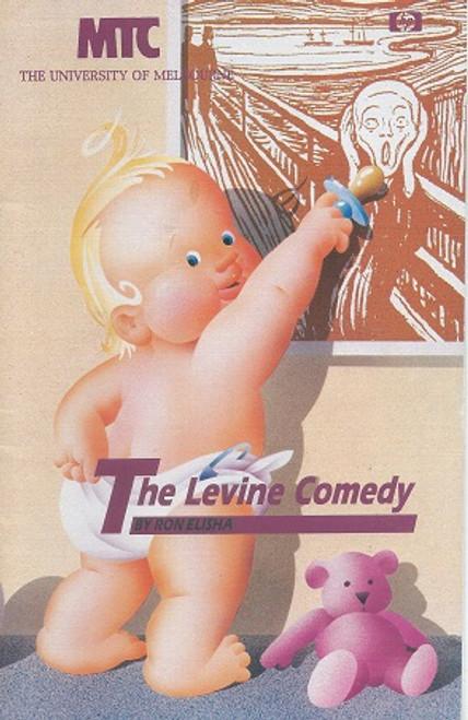 The Levine Comedy (Play) George Spartels, Christine Mahoney, Edward Hepple, Alan Tobin, Robin Bowering
