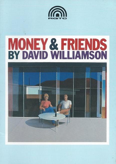 Money and Friends (Play) Robyn Nevin, John Gaden, Don Barker, Caroline Kennison, Peter Carroll, Barbara Stephens, Brandon Burke, Sally McKenzie, Paul Bishop