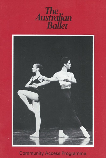 The Australian Ballet - Community Access Programme - 1986 The Australian Ballet is the largest classical ballet company in Australia. It was founded by J. C. Williamson Theatres Ltd. and the Australian Elizabethan Theatre Trust in 1962, with the English-born dancer, teacher, repetiteur and director Dame Peggy van Praagh as founding artistic director. Today, it is recognised as one of the world's m