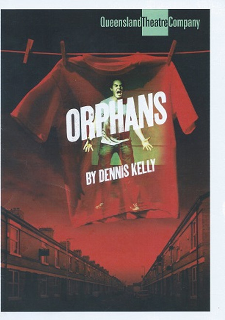 Orphans (Play) Leon Cain, Helen Cassidy, Christopher Sommers, Coen Chalmers, Cai Witt