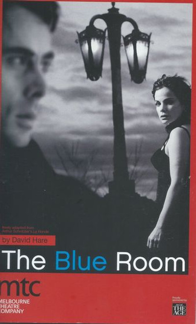 The Blue Room (Play) Sigrid Thornton, Marcus Graham - Directed by Simon Phillips
