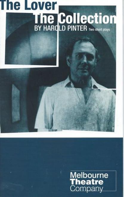The Collection (Play) Bruce Myles, Robert Menzies, Melita Jurisic, David Trddinnick
