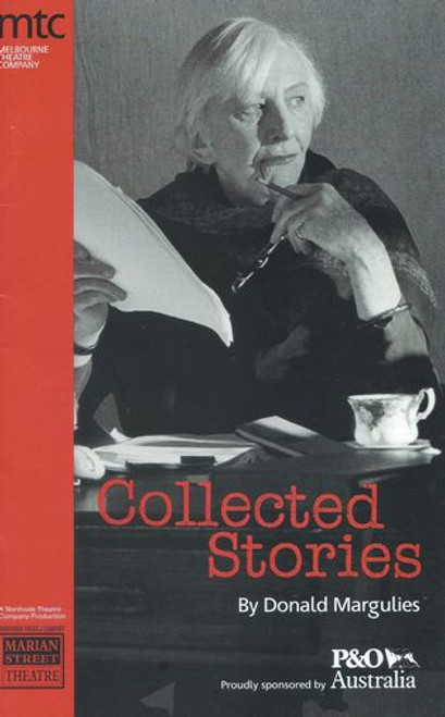 Collected Stories - MTC Ruth Cracknell, Sarah Norris Director Jennifer Hagan
