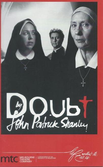 Doubt MTC - Alison Bell, Jennifer Flowers, Christopher Gabardi, Pamela Jikiemi Director Julian Meyrick