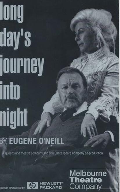 Long Days Journey into Night MTC - John Bell, Robyn Nevin, Sandy Winton, Benjamin Winspear, Helen Cassidy Director Michael Donald Edwards