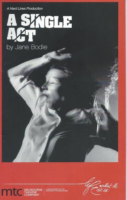A Single Act MTC - Tanya Burne, Anita Hegh, Travis McMahon, Neil Pigot