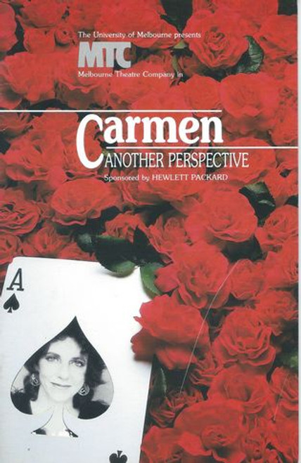 Carmen Another Perspective MTC - Jeannie Lewis, Philip Quast, Andris Toppe Director - Bruce Myles
