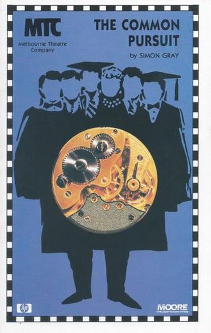 The Common Pursuit MTC - David Cameron, Celia de Burgh, Alan Fletcher, John McTernan, Philip Holder, Richard Piper Director - Babs McMilloan