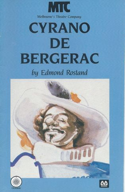 Cyrano de Bergerac MTC - Peter Hosking, Michael Bishop, Peter Crossley, Johnny Quinn, Greg Diamantis, Kate Turner, Robert Morgan, Peter Heath, Don Bridges, Andrea Butcher, Roy Baldwin, Peter Freund