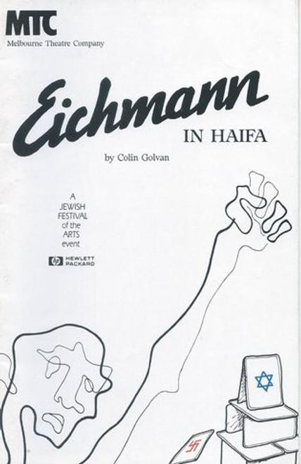 Eichmann in Haifa MTC - Denis Moore, Nico Lathouris Director - Lois Ellis