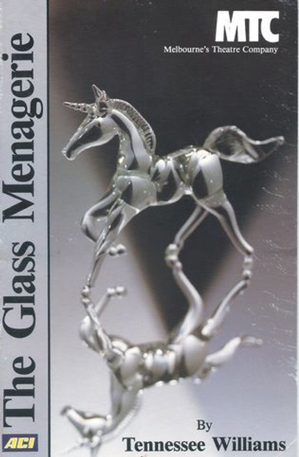 The Glass Menagerie MTC - John McTernan, Nancye Hayes, Leigh Morgan, John O'May Director - Ray Lawler
