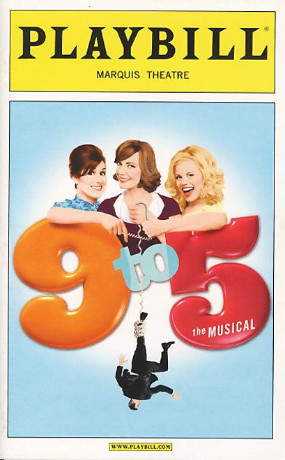 9 to 5: The Musical is a stage musical with music and lyrics by Dolly Parton and a book by Patricia Resnick, based on the 1980 movie Nine to Five