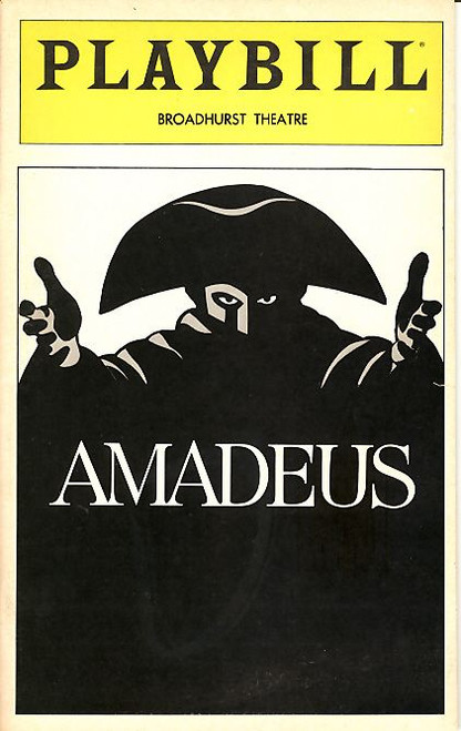 It is based on the lives of the composers Wolfgang Amadeus Mozart and Antonio Salieri, highly fictionalized. Amadeus was first performed in 1979