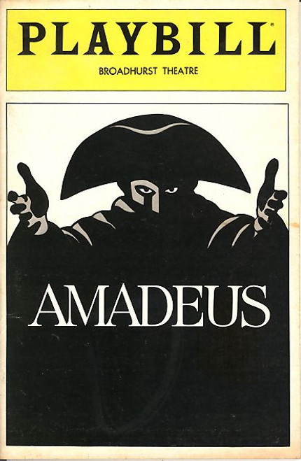 It is based on the lives of the composers Wolfgang Amadeus Mozart and Antonio Salieri, highly fictionalized. Amadeus was first performed in 1979.