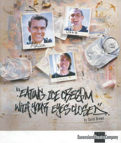 Eating Ice Cream with your Eyes Closed QTC - Aaron Pedersen, Hayden Spencer, Lucas Stibbard Director - Jean-Marc Russ