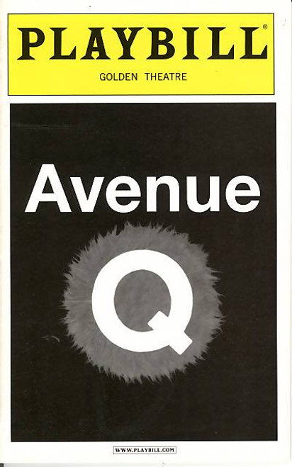 Avenue Q is a musical in two acts, conceived by Robert Lopez and Jeff Marx, who wrote the music and lyrics. The book was written by Jeff Whitty and the show was directed by Jason Moore.