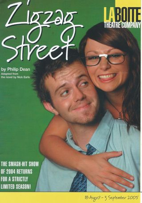 Zigzag Street La Boite - Caroline Dunphy, Cara Mcilveen, Christopher Sommers, Lucas Stibbard Director - Jean-Marc Russ