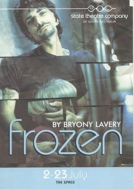Frozen SA - Valery Duval, Annabel Giles, Nick Hughes, Carmel Johnson, Nick Pelomis Director - Catherine Fitzgerald