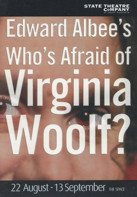 Who's Afraid of Virginia Woolf Cast - Loretta Brades, Rosalba Clemente, Peter Kowitz, Nathan Page Director - David Field