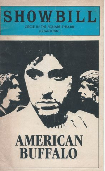 American Buffalo 1983 Cast - Al Pacino, JJ Johnston, James Hayden Director - Arvin Brown