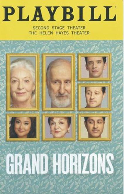 Grand Horizons Cast - Jane Alexander, James Cromwell, Priscilla Lopez, Ben McKenzie, Maulik Pancholy, Ashley Park, Michael Urie Director - Leigh Silverman