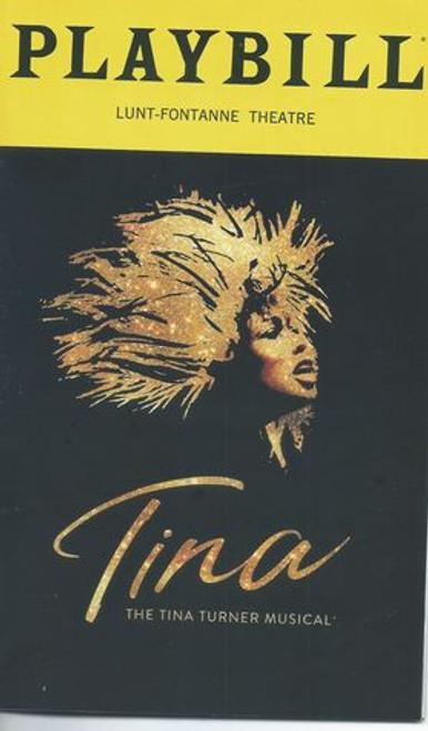 Tina on Broadway Cast - Adrienne Warren, Daniel J Watts, Dawnn Lewis, Nkeki Obi-Melekwe, Myra Lucretia Taylor Director - Phyllida Lloyd