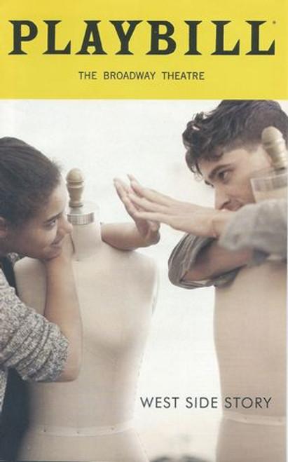 West Side Story 2020 Cast - Isaac Powell, Shereen Pimentel, Yesenia Ayala, Ben Cook, Amar Ramasar Director - Ivo Van Hove