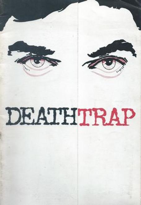 Deathtrap 1979 Cast - Robyn Nevin, Dennis Olsen, John Howard, Maggie Kirkpatrick, Brian Adams Director - Michael Blakemore