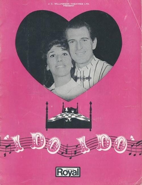 I Do I Do Cast - Stephen Douglas, Jill Perryman Director - Australian Production Fred Hebert