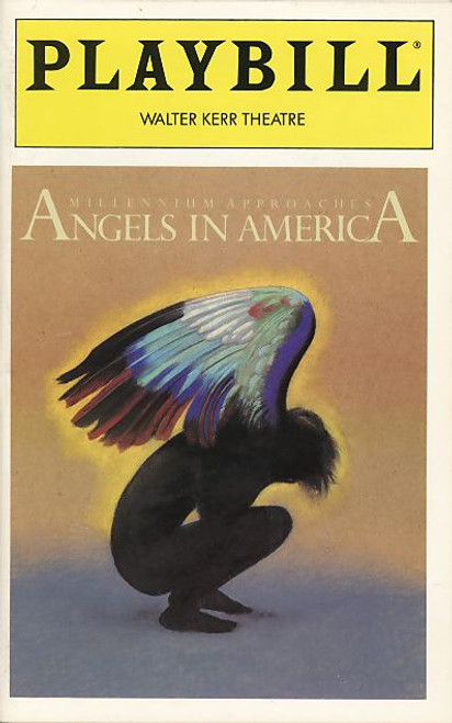 Angels in America: A Gay Fantasia on National Themes is a play in two parts by American playwright Tony Kushner. It has been made into both a television miniseries and an opera by Peter Eötvös.