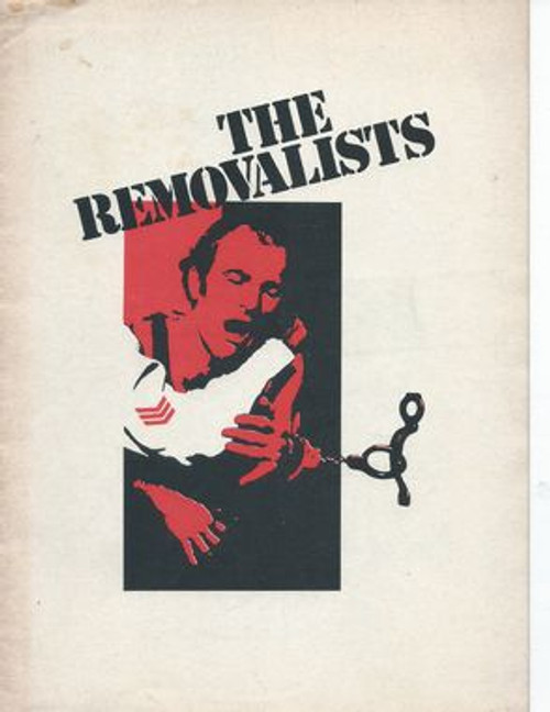 The Removalists Cast - Gordon Glenwright, Max Phipps, Janie Stewart, Sandra MacGregor, Martin Harris, Chris Haywood Director - John Bell