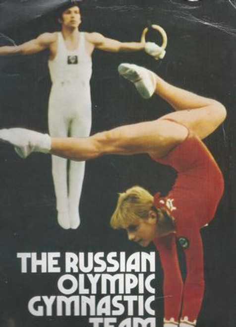 Russian Olympic Gymnastic Team Australian Tour 1975 Produced by Michael Edgley