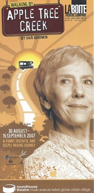 Apple Tree Creek Cast - Carol Burns, Bob Newman Director - Jean-Marc Russ